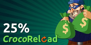 PlayCroco Reload Bonus